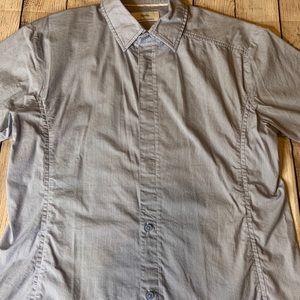 RAPHA Button Up Shirt Large